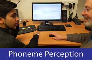 phoneme perception testing