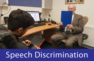 speech discrimination